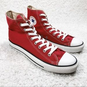 Converse Product Red Hightops